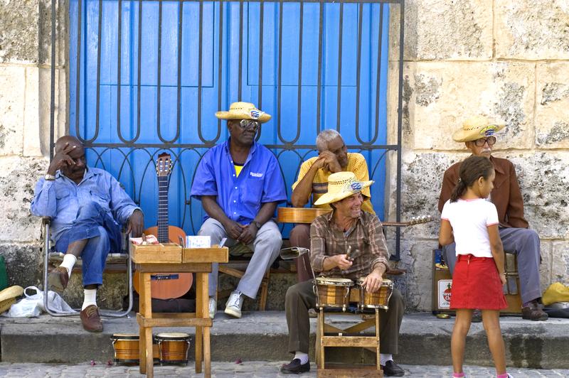 muzicieni cuba