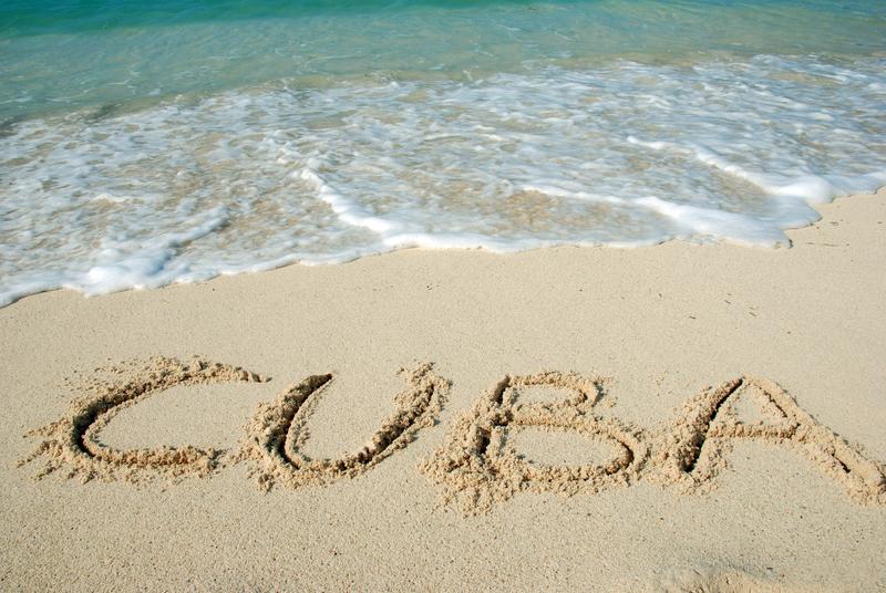 plaja cuba