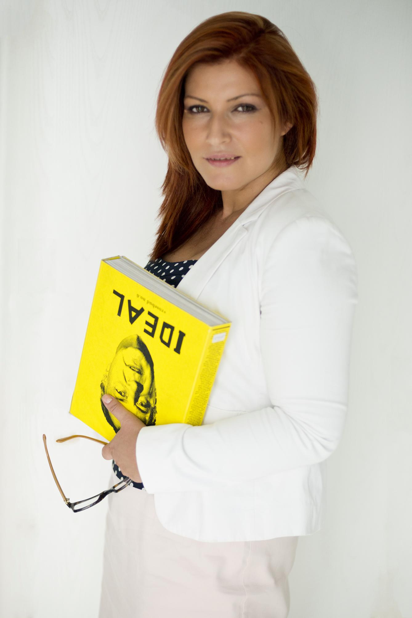 Teodora Migdalovici este ambasador al festivalurilor Lions in Romania si delegat la Dubai Lynx